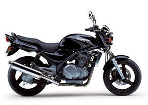 Alba Chiara Moto Noleggio Trieste - Kawasaki er 500