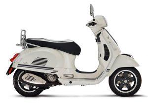 albachiara moto noleggio piaggio vespa gts 300
