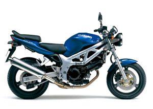albachiara moto noleggio suzuki sv 650